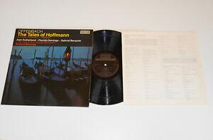 "Offenbach - Tales Of Hoffmann - Bonynge 1974 Unique Oz Stereo 12""  Decca SET 569"