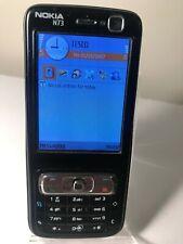 Nokia N73 - Black & Silver (Unlocked) Mobile Phone