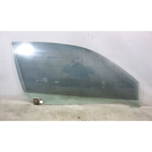Damaged 2000-2006 BMW E46 Convertible Right Front Door Window Glass w Scratch