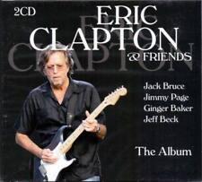 Eric Clapton & friends-the Album [2cd NUOVO in pellicola]