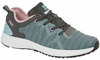 Ladies Womens Trainers Lightweight Memory Foam Gym Running Shoes Size