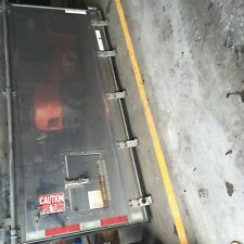 REAR STAINLESS DOORS FOR REFRIGERATED REEFER TRAILERS WABASH UTILITY FOR SALE