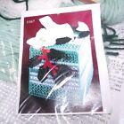 Design Works MAGNOLIA FLOWERS Tissue Box Cover Plastic Canvas Kit
