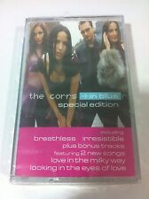 THE CORRS - IN BLUE SPECIAL EDITION - CINTA TAPE CASSETTE - NUEVA NEW SEALED