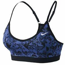 Nike Womens Pro Indy Jewels Bra 683353-480 Size Small