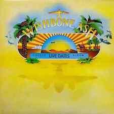 WISHBONE ASH - Live Dates (Double LP) (VG/VG-)