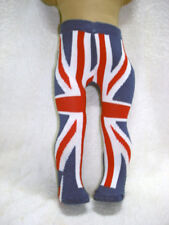 Groovy British Invasion Tights  Fits 18 inch American Girl Dolls