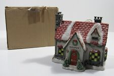 S Claus Christmas Holiday Lighted House Prettique Designs 1993