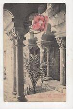 Barcelona Claustro De S Pablo Del Camp Spain Vintage Postcard 962a