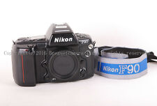 EX Nikon F90 35mm SLR camera w/ MF-26 Multi Control Back