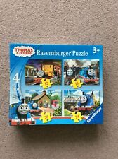 Thomas & Friends 4 In A Box Jigsaw Puzzles By Ravensburger