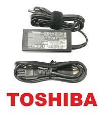 Genuine New Toshiba 45W 19V AC Power Charger For Satellite C75D-B7304 C75D-B7320
