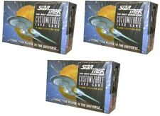 STAR TREK CCG - Premiere BETA UNLIMITED WB BOOSTER BOX - 3X BOX LOT