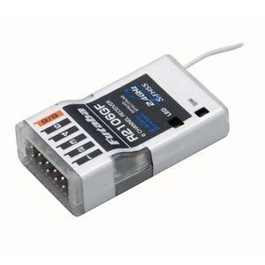 Futaba R2106GF 2.4ghz 6 Channel S-FHSS FHSS SFHSS Receiver RX FUTL7605 6J 8J 10J