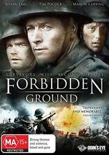 Forbidden Ground (DVD, 2013)