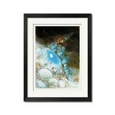 Hayao Miyazaki Nausicaa of the Valley of the Wind 22x30 Poster Print 0438
