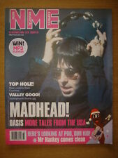 NME 1999 DEC 18 OASIS STEREOPHONICS PULP PRIMAL SCREAM