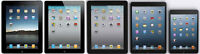 Ipad 1- 4 series, full ipad series 16gb 32gb 64gb wifi