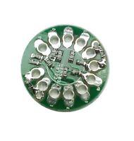 Socket PCB adapter divider for Hamamatsu Photomultiplier PMT R1213 R1450 etc