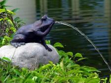 frog outdoor fountains for sale ebay rh ebay com au