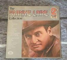Frankie Laine The Frankie Laine Collection UK 2-LP Vinyl Record Double Album