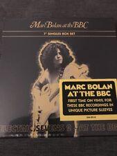 "Marc Bolan At The BBC (Record Store Day / RSD 2014) - 4 x 7"" Vinyl Boxset - New"