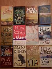 Lot of 12 Nora Roberts paperbacks books novels romantic suspense J. D. Robb