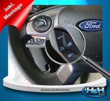 Tempomat für Ford Focus 2011 bis Ende 2014 und Ford C-Max ab 2010 inkl. Montage