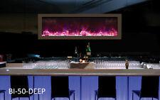 Amantii Electric Fireplace BI-50-DEEP – 50″ wide x 12″ deep –  **FREE SHIPPING**