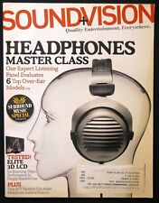 Sound+Vision Feb-March 2012 - Headphones