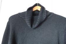 2012: pull noir col boule t40 Etam mpc28