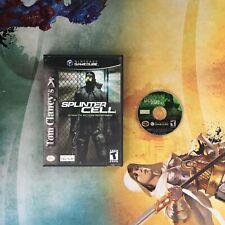 Tom Clancy's Splinter Cell • Nintendo GameCube GCN