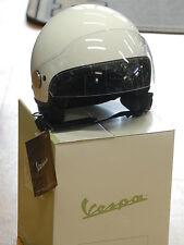 All New Genuine Vespa Aviator Helmet - White  - Size Medium
