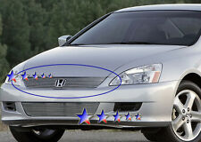 2006-2007 Honda Accord Coupe Coupe Main Upper Aluminum Billet Grille
