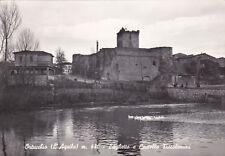 ORTUCCHIO - Laghetto e Castello Piccolomini 1969