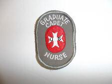 b1632 WW2 US Graduate Cadet Nurse Patch gray twill Public Health Service R22D