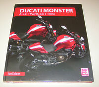 Ducati Monster - alle Twins seit 1993 - Bildband!