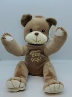 Precious Moments Enesco Bear Hugs Teddy Tender Tails Plush Stuffed Vintage 90's
