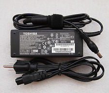 Original Toshiba Satellite PA3715A PA3715E-1AC3 AC Power Adapter 19V 3.95A OEM