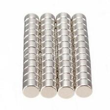 50Pcs Strong N35 Neodymium Magnets Rare Earth Round Disc Fridge Craft 3x2mm Q