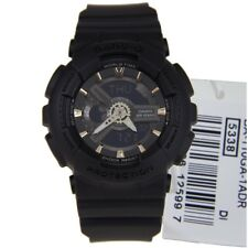 Casio Baby-G Womens Wrist Watch BA110GA-1A BA-110GA-1A Black Gold Accent