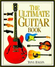 Ultimate marques Guitar Book by Tony Bacon 450 Models Colorful Gallery Vintage