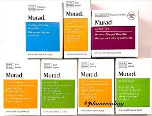 MURAD Resurgence, Environmental Shield, Hydration, Acne ~ ASSORTED TRAVEL SIZE