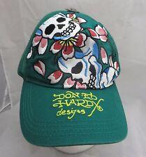 Ed Hardy designs fragrances  Cap  Hat Adjustable snapback