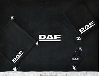 Decke Fleecedeck Tagesdecke Bettwäsche  Bettbezüg DAF 105 DAF 106 Bettdecke