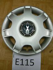 Original VW Polo Radkappe Zoll 14 Radzierblende 1 Stück 6N0601147D ArNrE115