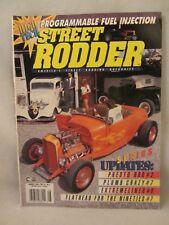 Street Rodder Magazine - August 1994 , Programmable Fuel Injection  (818)