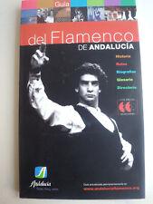 Guia del flamenco de Andalucía(+ 2 CD) (Taschenbuch)  espanol spanisch Flamenko