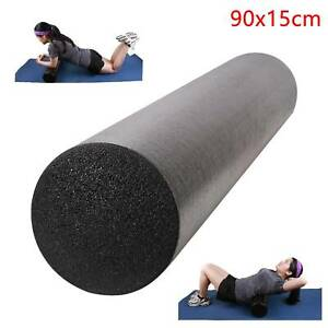 Foam Roller Yoga Massage Workout Exercise Rehab Gym Therapy equipment 90CM