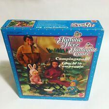 The Heart Family La Famiglia Cuore Mattel Campeggio